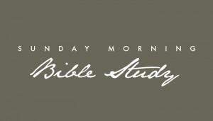 Sunday Morning Bible